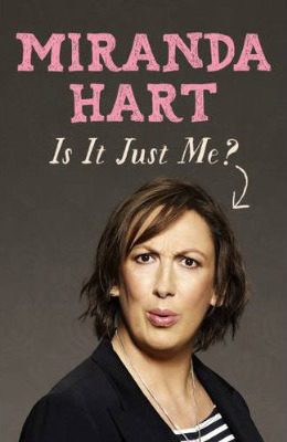 Miranda Is it just me book cover
