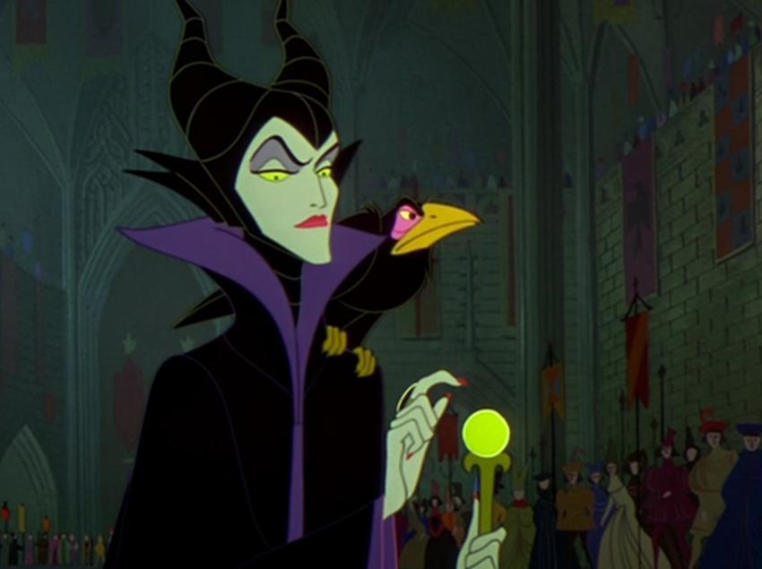 Disney Maleficent Maleficent Disney Cartoon Xoloitzcuintli On Sale